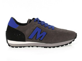 Sneakers MERRELL 536987 in nabuk grigio - Scarpe Uomo - $97.69