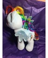 "Build a Bear Workshop My Little Pony Rainbow Dash 16"" Babw Pony - $9.88"