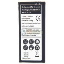 Extended Slim 3500mAh Battery for Verizon Samsung Galaxy Note Edge SM-N915 - $12.90
