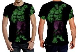 hulk full black bacground Tee Men's - $22.99