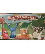 NEW!! NPW ANI-MATE Mini Movie Maker Kit -Make Your Own Movie w Your Smar... - $18.04