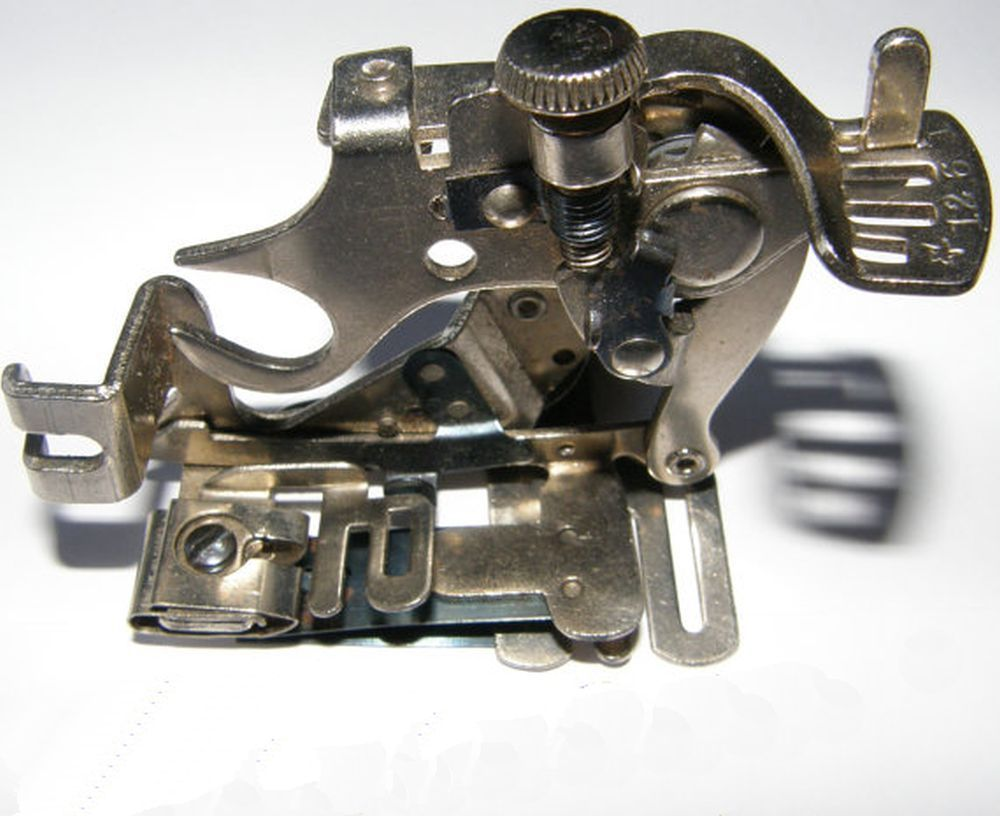 Primary image for Singer 120598 Low Shank Ruffler Pleater Gather Foot Sewing Machine Attachment