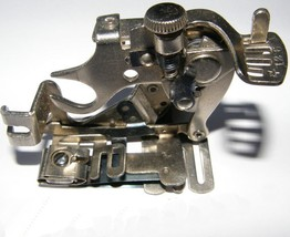 Singer 120598 Low Shank Ruffler Pleater Gather Foot Sewing Machine Attachment - $13.99