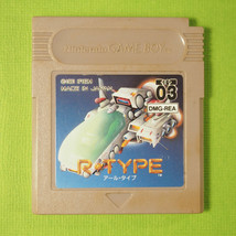 R-Type (Nintendo Game Boy GB, 1991) Japan Import - $12.86