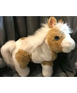 FurReal Baby Butterscotch Horse Interactive Miniature Pony Realistic Plu... - $83.07