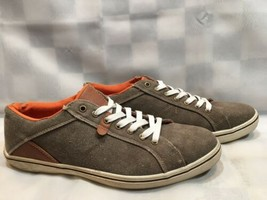 MARCO VITALE Danny Casual Canvas Sneakers Shoes Men's Size 44 (US 10) - $14.84