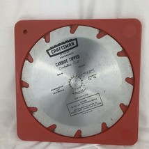 Sears Craftsman Kromedge Carbide Tipped 10 Inch 12 Tooth Saw Blade # 720-32486 - $28.81