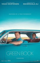 "Green Book Movie Poster Viggo Mortensen Mahershala Ali Film Print 24x36""... - $9.80+"