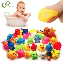 13Pcs cute Animal RUBBER DUCK Floating Bath Time Toy Duck Baby Tub Yello... - $5.88+