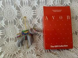 Avon The Gift Collection Carousel Ornament Regel Elephant - $7.75