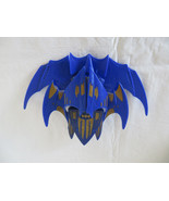 Batman Blue Batplane - $7.69
