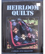 Heirloom Quilts by Leisure Arts Staff (1997, Paperback) 1574860194 - $11.95