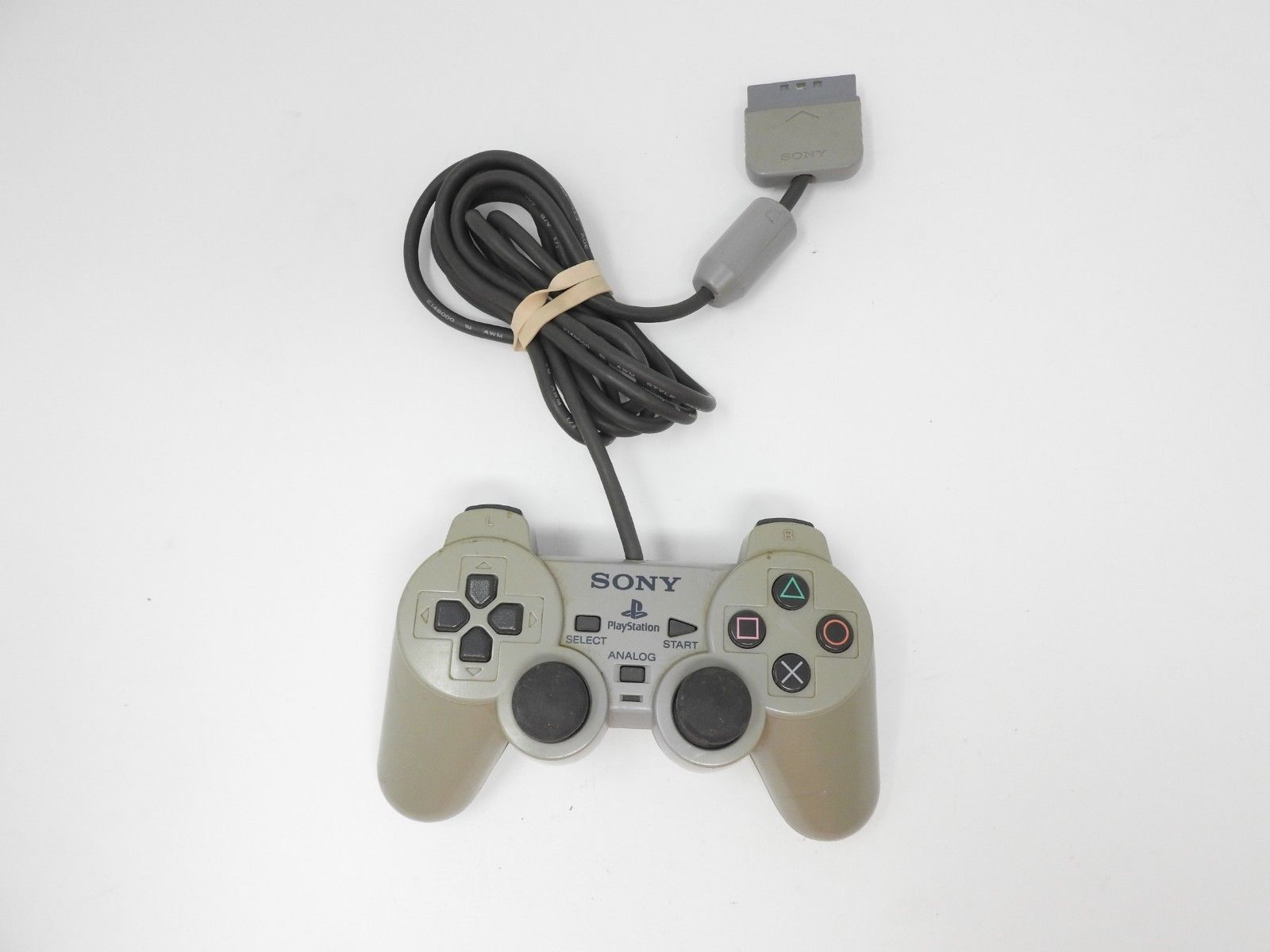 Sony PlayStation 1 Analog Controllers (Gray) - Usually ships within 12 hours!!!