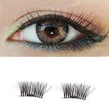 ForUBeauty Magnetic Eyelashes, Natural Look Reusable Magnetic False Eye... - $19.85