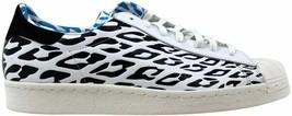 Adidas Superstar 80s WC World Cup White/Vapor-Black M21779 Men's Size 11.5 - $43.30