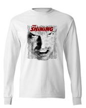 The Shining Jack t-shirt retro horror Stephen King 80's 100% cotton Long Sleeve image 2