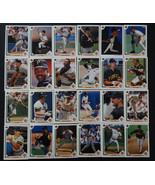 1991 Upper Deck UD Pittsburgh Pirates Team Set of 24 Baseball Cards Miss... - $3.00