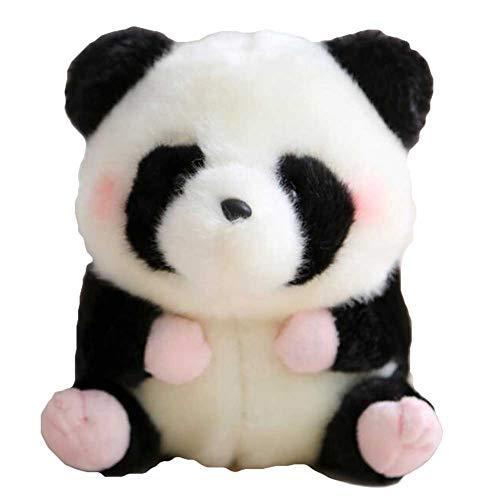 East Majik 7 inches Cute Panda Stuffed Animal Plush Toy Sofa Bed Decoration Nurs - $27.91