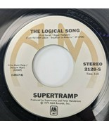 Supertramp – The Logical Song / Just Another Nervous Wreck 45 rpm A&M Re... - $7.84