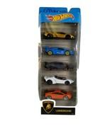 Hot Wheels - Lamborghini - Scale 1:64 - 5 Pack New Sealed - $17.90