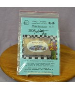 Judy Counts Racing Bobby Labonte 1993 #22 Counted Cross Stitch Pattern N... - $9.42