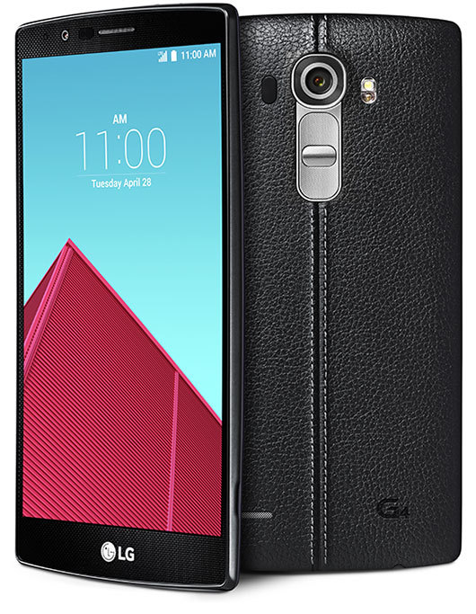 Overview design phone black