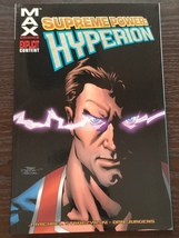 Supreme Power: Hyperion Softcover Graphic Novel - $3.00