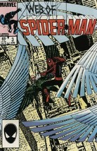 The Web of Spider-Man #3 VF 1985 Marvel Comic Book - $2.53
