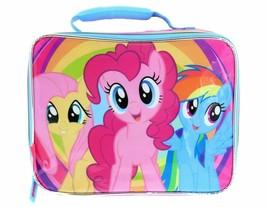 TROLLS PRINCESS POPPY DreamWorks Girls Pink Lead-Free Lunch Tote Bag Box NWT