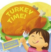 Turkey Time! by Stern, Sloan Publishing Staff Price (2000, Board Book) - $3.99