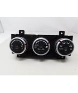 2007-2013 Suzuki SX4 Crossover Sport AC Heater Climate Control Temp Unit - $43.19