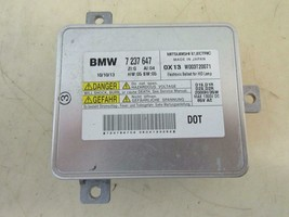 BMW 7-SERIES XENON HID BALLAST ONLY PN#7237647 OEM - $53.35