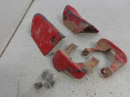 11 Honda Big Red MUV700 700 FRONT A-ARM SKID PLATE SET - $24.95