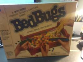 Bed Bugs Milton Bradley game 1985 Version BOX ONLY - $5.00