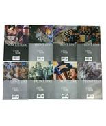 Lot of 8 CIVIL WAR Front Line MARVEL COMIC BOOKS #'s 4-10 + PUNISHER AVE... - $19.79