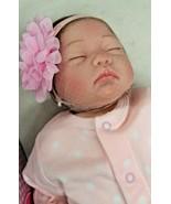 KayDora Baby Doll Life like REBORN NIB With Flower Headband - $65.68