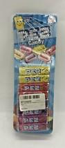 Pez Candy Refills x3 - 6 Lemon, 6 Strawberry, 6 Grape & 6 Raspberry -EXP 1/30/25 - $9.49