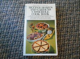 Old Vintage 1969 Better Homes & Gardens Casserole Cook Book Booklet Recipes 380+ - $9.99
