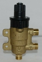 Chicago Faucets Thermostatic AB Mixing Valve Product Number 131 ABNF image 2