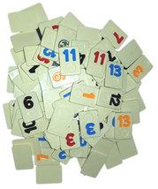 Rummikub Board Game Replacement Pieces - (106) Tiles - Pressman - $4.88