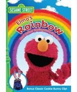 Elmo's Rainbow & Other Springtime Stories   ( DVD ) - $2.75