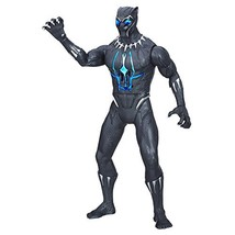 Black Panther Slash & Strike 12inch Action Figure - $31.42