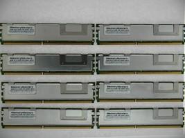 32GB (8x 4GB) DDR2 FB Fully Buffered PC2-5300F 667 Mhz HP ProLiant DL380 G5 Gen5
