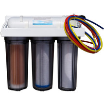 150 gallon per day Reef Aquarium RO DI Reverse Osmosis Water Filter AFW ... - €196,02 EUR