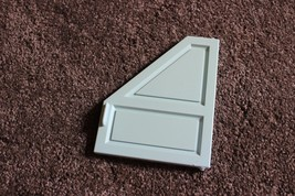 Vtg Playskool Big Family Dollhouse replacement parts Blue Attic Stairs Door - $14.80