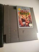 Bad Dudes (Nintendo Entertainment System, 1990) - $11.29