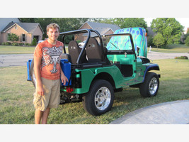 1970 Jeep CJ-5 For Sale In Liberty Twp., OH 45044 image 14
