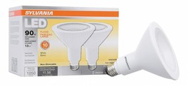 SYLVANIA 90W Equivalent - LED Light bulb - PAR38 Lamp - 2 Pack - Warm Wh... - $42.10