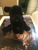 Ty Beanie Baby ~ LUKE the Black Lab Dog (6 Inch) MWMT - $9.89