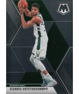 Giannis Antetokounmpo Mosaic 19-20 #75 Milwaukee Bucks - $1.75